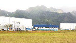 Às margens da rodovia do contorno o Piracema tem disponível 71 lotes para instalação de novos empreendimentos. Foto: Bruno Lyra