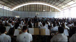 A primeira escola da Serra a receber o projeto é a Rômulo Castelo. Foto: Divulgação