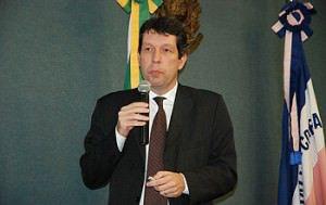 Mauricio Duque é ex-secretário
