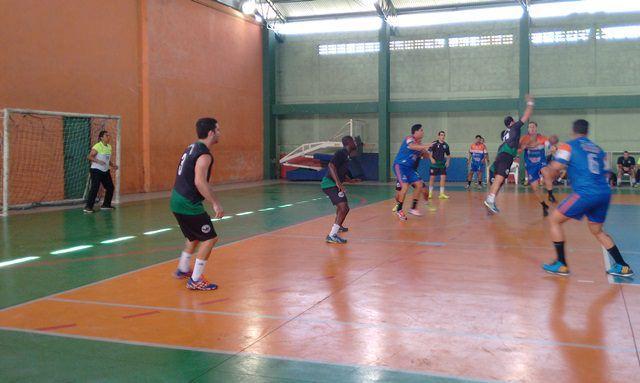 No último domingo o time do Gaha perdeu para o Emir de Linhares. Foto: Thiago Albuquerque