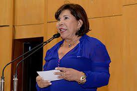 A deputada Luzia Toledo é a campeã de emendas à LDO. Foto