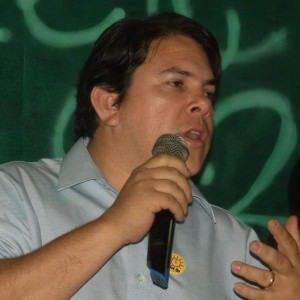 O professor Renato Andrade (SD) será a aposta do partido para a disputa majoritária em 2016, na Serra. Foto: Reprodução Facebook