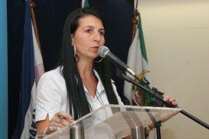 O partido defende o nome de Neidia Maura, atual vereadora, como pré-candidata à Prefeitura da Serra. Foto: Divulgação