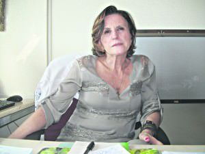 Ana Maria Casati estuda os danos para saúde e garante que o ar da Grande Vitória é muito pior do que o de São Paulo. Foto: Bruno Lyra