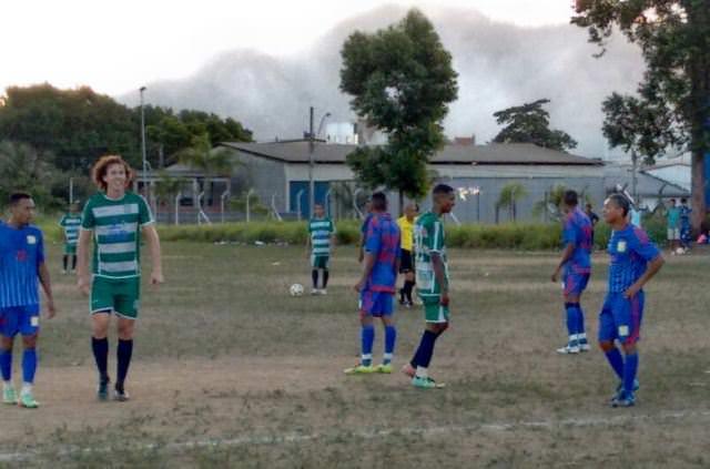 O 11 de Janeiro e um dos finalistas da Super Copa Sabadão. Foto: Divulgação