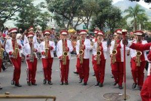 Cerca de 2.655 alunos da rede pública municipal participam do evento. Foto: Divulgação