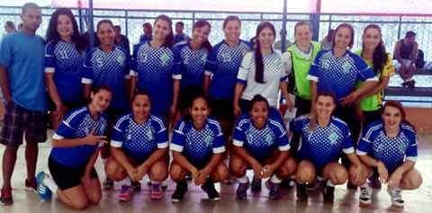 O time feminino treinado pela Nancy disputou a Copa Vila Velha. Foto: Divulgação