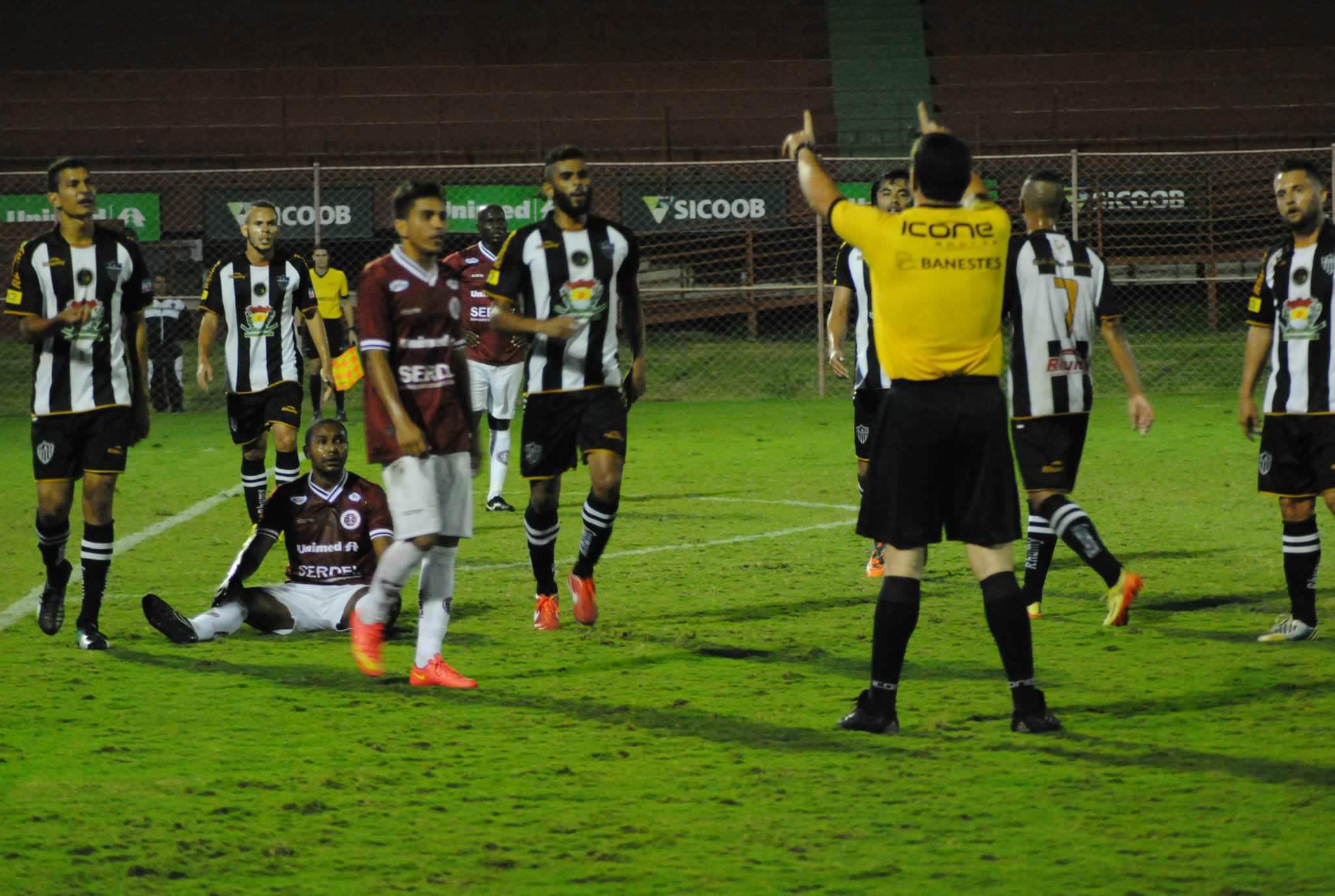 O time da Desportiva precisa vencer para não dar adeus a Copa ES. Foto: Henrique Motovanelli