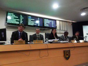 A Câmara da Serra conta com uma vereadora entre os 23 que compõem a Casa. Foto: Conceição Nascimento