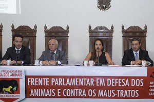 A Frente em Defesa dos Animais e Contra os Maus-Tratos da Assembleia Legislativa (Ales) tem como presidente a  deputada Janete de Sá (PMN). Foto: Divulgação