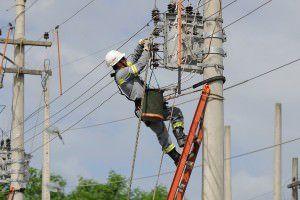 A EDP Escelsa fará manutenção programada para ampliação das redes elétricas. Foto: Divulgação