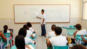 Aula em escola da Serra: Prefeitura fará eleição para diretor e coordenador. Foto: Divulgação/PMS