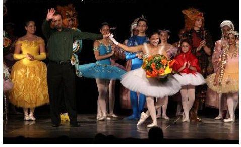 A Escola de Ballet Liviane Pimenta apresentará  Coreografias Premiadas em Festival no Rio de Janeiro. Foto: Divulgação