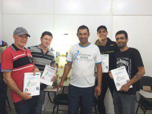 Podem se matricular nos cursos moradores da Serra com mais de 15 anos. Foto: Divulgação.