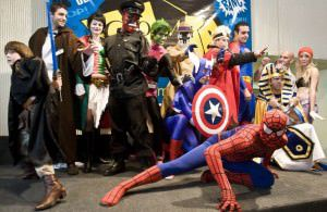 Quem quiser vestir seu cosplay para comparecer no evento será bem-vindo. Foto: Divulgação.