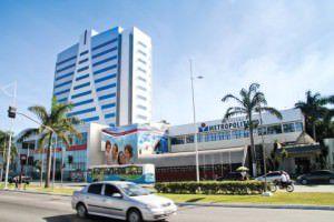 O hospital fica em Laranjeiras. Foto: Divulgação