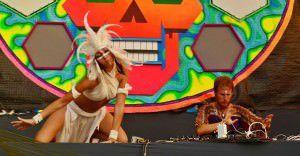 O DJ Merkaba, da Austrália é uma das atrações mais esperadas do evento. Foto: Divulgação
