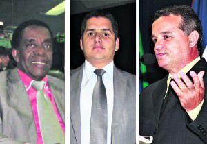 Sebastião Sabino pode deixar o PT, Alexandre Xambinho deve migrar para a Rede e Boy do INSS tem convite para ingressar no PTB. Foto: Arquivo TN