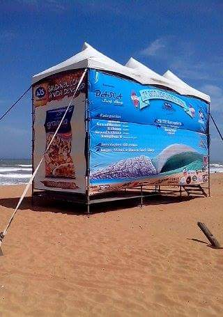 Praia de Solemar, em Jacaraipe, a partir das 8h, o 1º Solemaster, com realização da Dasca Surf Shop. Foto: Divulgação