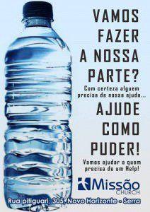 Moradores alegam que o valor da água está impraticável em Governador Valadares. Foto: Reprodução Facebook