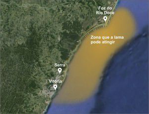 Usina de pelotização da Samarco em : paralisação da fábrica de pelotas de minério já atinge empresa de logística na Serra. Foto: Divulgação Samarco