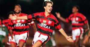 Savio ainda nos tempos de Flamengo. Foto: Marcelo Regua / Agência O Dia
