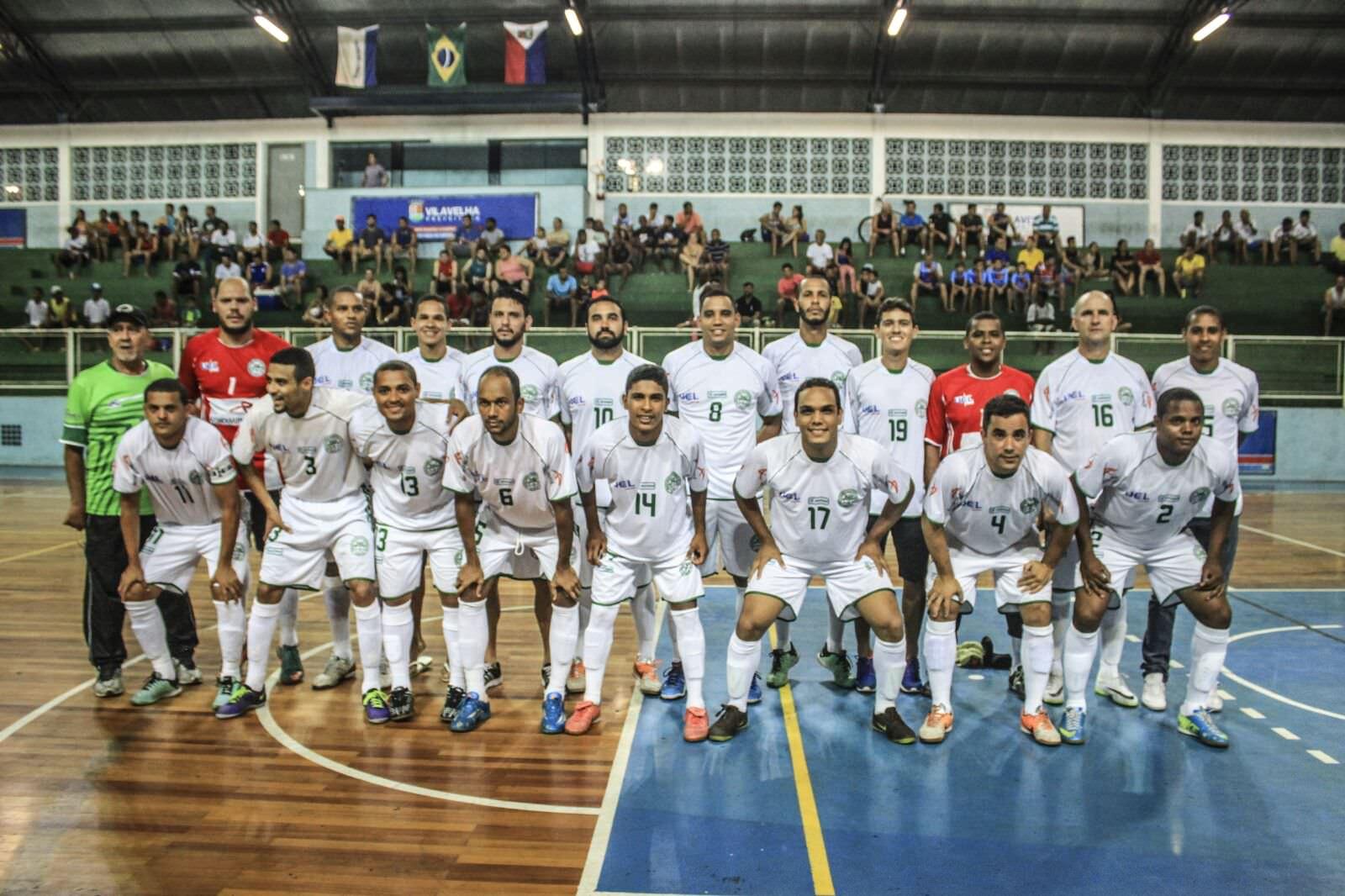 O time do Jardim Limoeiro se sagrou hexacampeão estadual. Foto: Arthur Saue