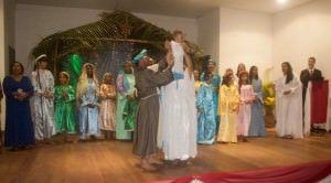 A Cantata de Natal acontecerá na Escola Municipal Eulália Falqueto. Foto: Divulgação