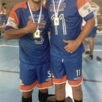 Gaha de Laranjeiras é campeão estadual de handebol
