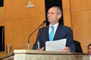O governador Paulo Hartung é o palestrante do encontro. Foto: Divulgação