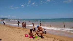Balneários podem ficar sem água no verão, diz Cesan