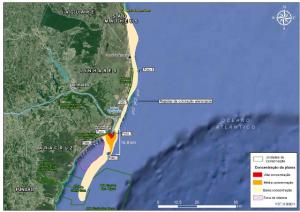 Imagem desta terça (22) relatório de monitoramento do grupo Governança pelo rio Doce.