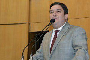 O deputado Bruno Lamas é o proponente da sessão especial que acontece hoje (1). Foto: Divulgação