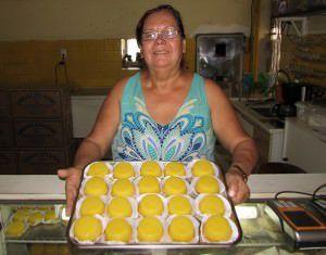 Natália Rivera, mãe e parceira de Vítor no negócio: tradição de família. Foto: Fabio Barcelos