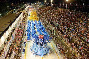 Os desfiles no Sambão do Povo acontecem nos dias 29 e 30 deste mês. Foto: Divulgação Prefeitura de Vitória
