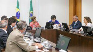 A reunião está marcada para as 15h de hoje: Foto: Divulgação. Secom/ES