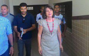 Lourência assume a prefeitura até o retorno do prefeito Audifax Barcelos. Foto: Divulgação