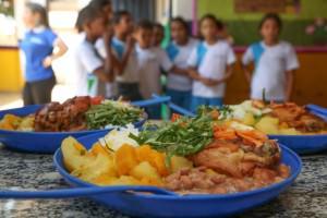 A merenda de férias será oferecida entre 18 de janeiro e cinco de fevereiro. Foto: Divulgação
