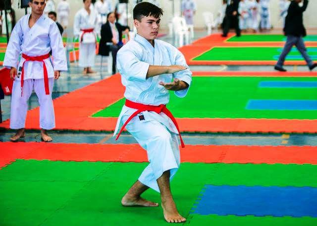 Bruno é o 6º no ranking mundial 16/17 anos. Foto: Geraldo de Paula