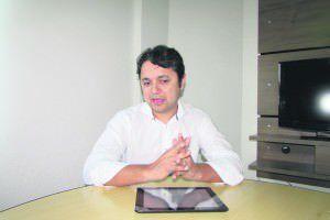 Vandinho diz que seu vice pode sair do movimento empresarial. Foto: Arquivo TN