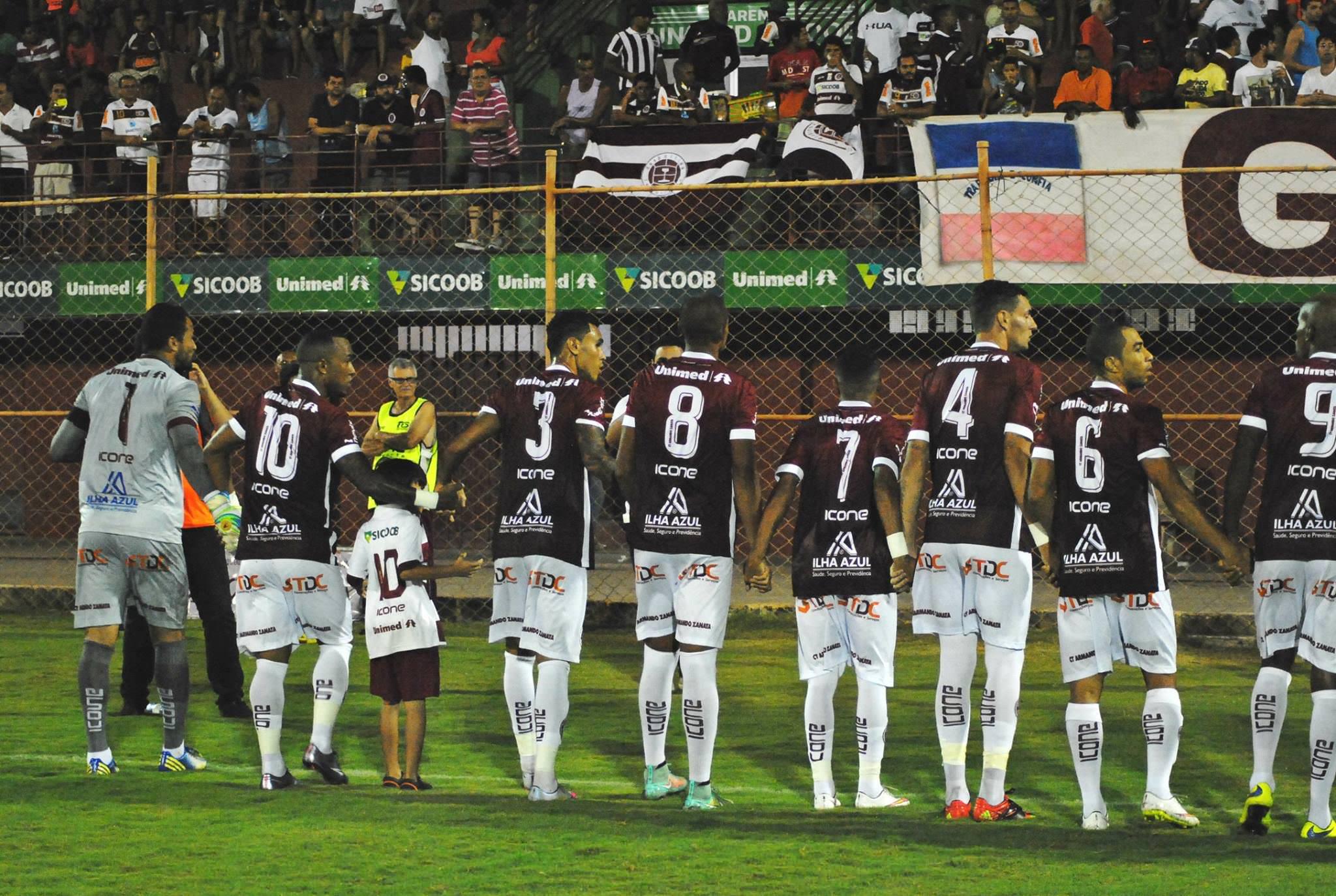 Se vencer a Desportiva assume a liderança do grupo norte. Fotos: Henrique Montovanelli/Desportiva