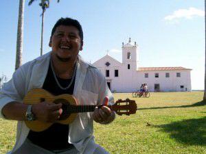 Mizinho Du Samba toca em Bicanga e Carapebus. Foto: Divulgação