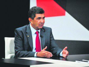 PT reafirma aliança com Sérgio Vidigal