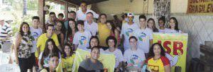No último sábado (12), 120 integrantes que compõem a ala do PSB jovem lançaram o nome do deputado estadual Bruno Lamas como pré-candidato a prefeitura da Serra. Foto: Divulgação