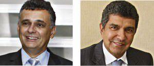 Audifax conta com 9 partidos. Vidigal contabiliza 7 legendas. Fotos: Divulgação