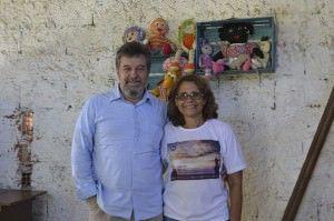 O projeto Osnahis Aloisi e Ivone servem sopa, oferecem oficina