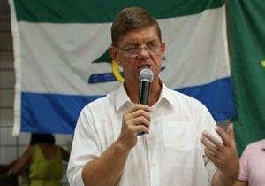 O polêmico vereador Gideão não poupa críticas aos colegas e ao prefeito. Foto: Divulgação