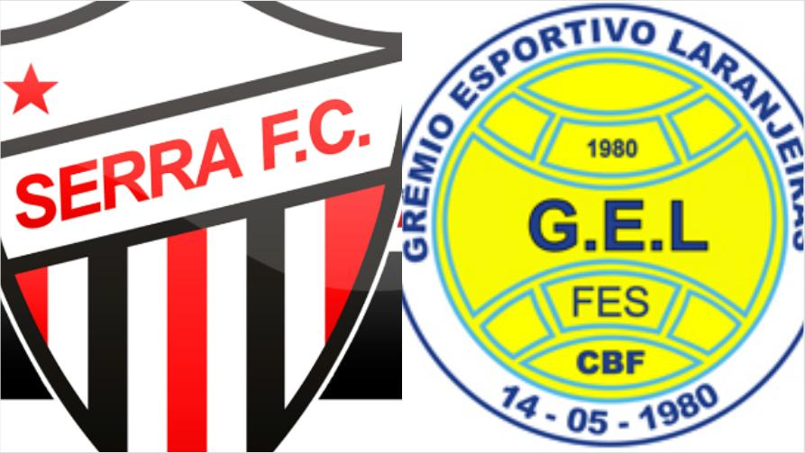O Serra e o Gel, entrarão em campo para disputar a segunda rodada. Foto: Divulgação