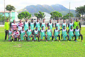 O time do Serra retorna as competições profissionais depois de ficar afastado dos campeonatos oficiais em 2015. Foto: Edson Reis