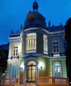 O prédio do antigo Palácio Domingos Martins, que já abrigou a sede da antiga Assembleia Legislativa foi construído em 1606. Foto: Divulgação